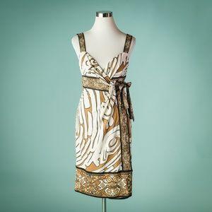 Diane Von Furstenberg 6 Tokalau Silk Wrap …
